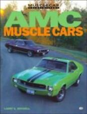 AMC Muscle Cars (Muscle Car Color History)-ExLibrary