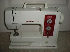 BERNINA SPORT 801 SEWING MACHINE MADE IN SWITZERLAND ASIS UNTESTED NO PEDAL