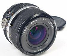 NIKON Ais 35mm 2.8 NIKKOR