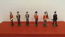54MM METAL SOLDIERS HAND PAINTED IN PRESENTATION BOX UNKNOWN MAKER (BS534)
