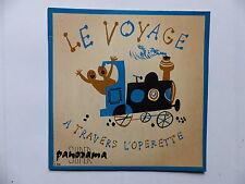 Le voyage a travers l operette EVA RAY Cloches de Corneville .. 1116
