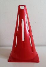 """10 x 9"""" Safety Collapsible Sports Marker Cones Flexible Marking Pop Up Cones"""