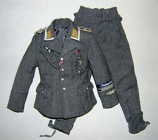 Dragon in Dreams DID 1/6th SCALA ww2 TEDESCO LUFTWAFFE UNIFORM-Cristof
