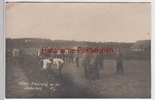 (F5796) Orig. Foto 1.WK Armierungs-Batl. 55, bei der Landarbeit, um 1916