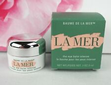 La Mer The Eye Balm Intense Jar Deluxe Samples 0.1 oz/ 3 ml each - New in Box!