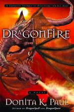 DragonFire Dragon Keepers Chronicles, Book 4