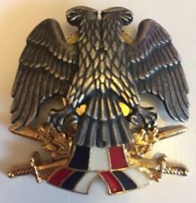 Serbia / Yugoslavian Army land forces berets badge