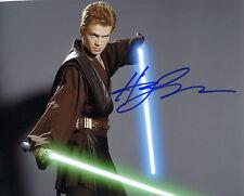 REPRINT HAYDEN CHRISTENSEN 1 Anakin Skywalker Star Wars autographed signed photo