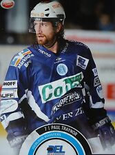 EX074 Paul Traynor Iserlohn Roosters DEL 2008-09