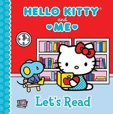 Let's Read: Hello Kitty and Me by Sanrio (2014, Picture Book)