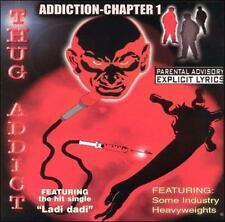 Thug Addict: Addiction  Audio Cassette
