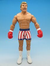 "Jakks Pacific Rocky V - Tommy Gunn in Fight Gear (Series 5) 7"" Action Figure"