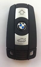BMW SMART KEY Complete replacment with emergency blade 1,3,5 series ,x5,x6 Z4