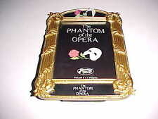 1986 San Fransisco Music Box Co Phantom of the Opera Musical 5 x 7 Picture Frame