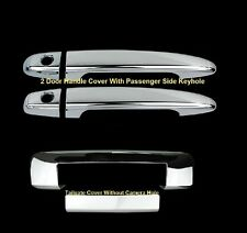 FOR TOYOTA Tacoma Access Cab 2005-2015 CHROME 2 DOOR HANDLE TAILGATE COVERS WH