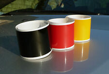BMW M sport GERMAN FLAG stripe sticker decal 50mm E30 E36 E39 E46 E90 M3 M5 Z4