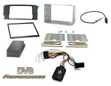 Connects2 CTKLR03 Range Rover Sport 2005 - 2010 Complete Double Din Fitting Kit