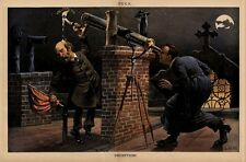 TELESCOPE HENRY GEORGE THEORIES CLERICALS DR. McGLYNN AND REVEREND HEBER NEWTON