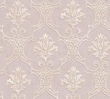 Papel tapiz barroco ornamentos beige crema livingwalls Moments 32830-2 (3,89 €/1qm)