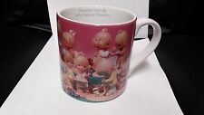 "Vintage 1995 Enesco Oversized "" Fill Your Life With Precious Moments "" Mug Cup"