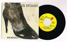 "THE ROLLING STONES ""ENCIÉNDELO"" SPANISH  7"" VERY RARE"