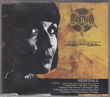 NIGHTFALL - lyssa: rural gods and astonishing punishments CD