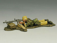 King and (&) Country FJ010 - MG34 Gunner - Retired