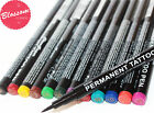 Stargazer SEMI-PERMANENT TATOO LINER PEN STAIN Body Art All Colours Available
