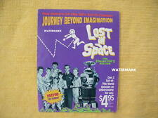 Lost In Space Vintage Brochure VHS Collector's Edition Beautiful Condition!!