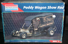 MONOGRAM PADDY WAGON SHOW ROD 1/24 KIT... OPENED BUT COMPLETE