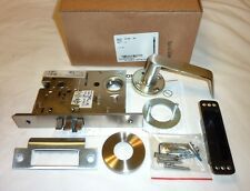 Falcon MA161 DG 630 Mortise Exit Connecting Lock Commercial RH w/ Cyl STAINLESS
