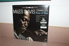Miles Davis Kind of Blue NEW SEALED 180g marbled blue vinyl LP Numbered Ltd edit