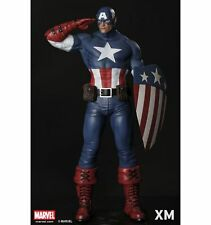 Captain America Sentinel Of Liberty 1/4 Scale Statue XM Studios NEW Simply Toys