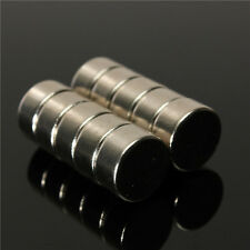 10pcs N42 12mm X 6mm Super Strong Round Magnets Disc Rare Earth Neodymium Magnet