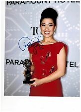 RUTHIE ANN MILES-KING AND I- ON BROADWAY Signed Photo 8x10--  2015 PROOF
