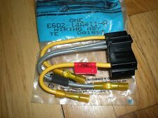 NOS 1988 1989 LINCOLN CONTINENTAL IGNITION SWITCH CONNECTOR REPAIR HARNESS
