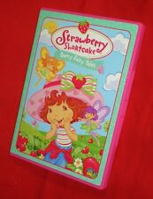 LN Strawberry Shortcake Berry Fairy Tales FF DVD Well Preserved by Granny for U