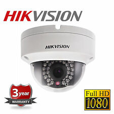 Hikvision DS-2CD2122F-I 2MP IP PoE Vandalproof CCTV DOME Indoor & Outdoor Camera