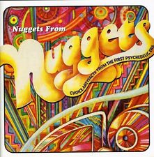 Nuggets From Nuggets-Artyfacts - Nuggets From Nuggets-Artyfa (2000, CD NIEUW)