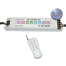 External RGB LED Controller + Remote - Suitable for swimming Pool LED Lights