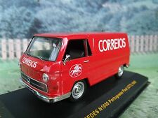 1/43 IXO Mercedes 1000 Portugal post 1969