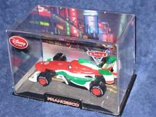 DISNEY STORE FRANCESCO in Hard Plastic Case (PIXAR CARS 2)  BRAND NEW.