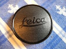 LEICA A-36 ORIGONAL BAKELITE FRONT LENS CAP NOS STORE BUY OUT PERFECT