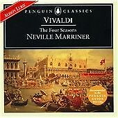 Antonio Vivaldi - Vivaldi: The Four Seasons (Marriner) CD! ONLY NEW COPY ON eBAY