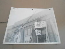 #050 VINTAGE MILWAUKEE WI ADVERTISING SIGN PHOTO - STATE CENTRAL CREDIT UNION