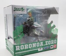 Authentic One Piece Figuarts Zero RORONOA ZORO Figure Battle 15th Japan Anime