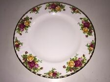 "Set of 6 Royal Albert: Old Country Roses - 10.5"" Dinner Plates 1962"