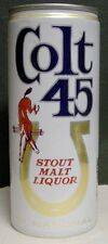 1970's Colt 45 Stout Malt Liquor 16 oz. Pulltab Can - Phoenix, AZ - Empty