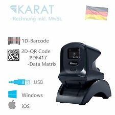 1d 2d Barcode Tisch Scanner USB Dock LED Desktop 1533 Für Lager Büro Kasse Labor