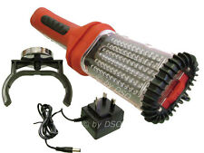 Professional 78 LED Cordless Magnetized Work Light Inspection Lamp
